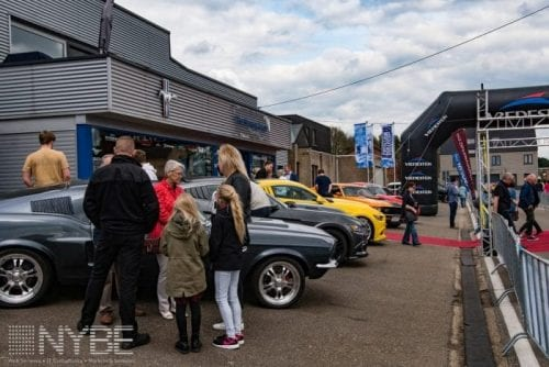 Crowd @ Mustang Fever 2018