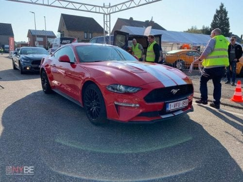 Entrance @ Mustang Fever 2019
